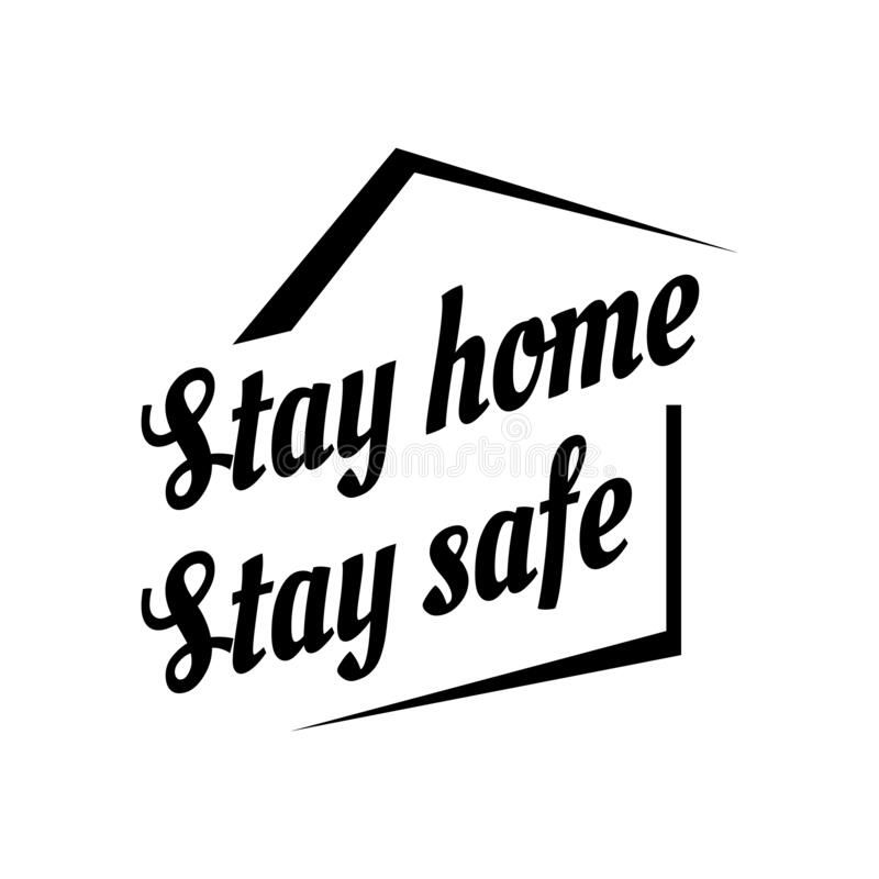 stay-home-safe-lettering-typography-logo-design-save-campaign-vector-illustration-177545208